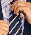 slipsknute, slik knyter du slips
