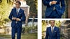 wool stretch suit